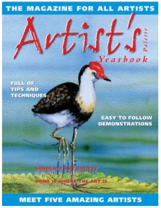 Artist Palette Magazine Yearbook 2015