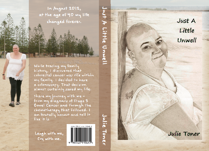 Just A Little Unwell by Julie Toner