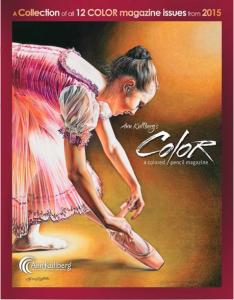AK's COLOR Magazine Book