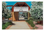 'Bellbridge Primary School' 2017 – Coloured Pencil on Paper 42.0 x 59.4cm SOLD