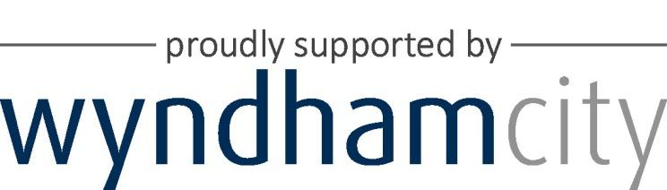 Wyndham logo BlueGrey supported by